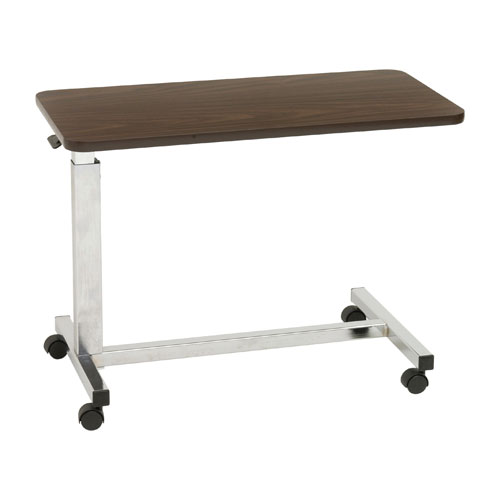 Low Bed Overbed Table Glenerinpharmacy