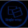 Single-Wrap