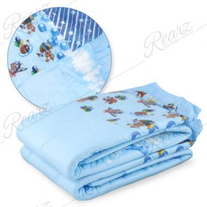 DC IDYL Blue Diapers 2017