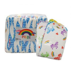Dotty Pride Diapers